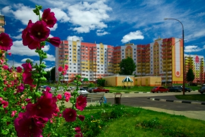 Мой край-родная Белгородчина