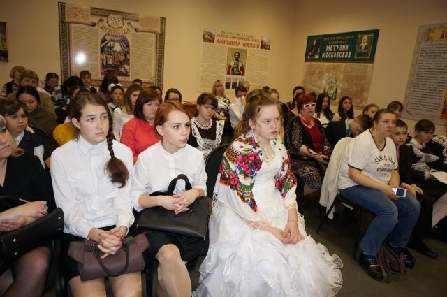 Районный конкурс юных чтецов «Живая классика»