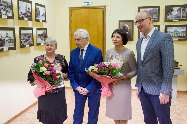 Победители областного конкурса