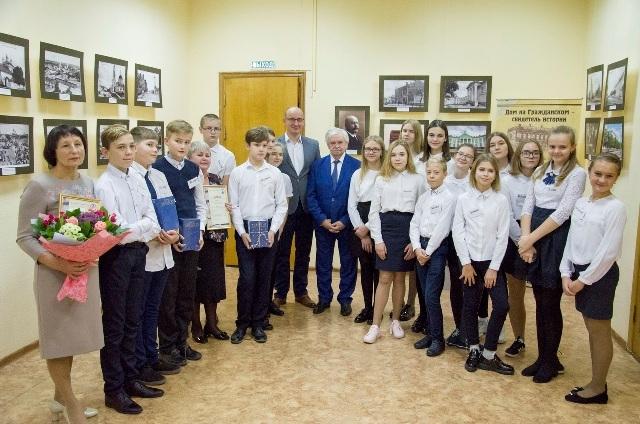 Победители областного конкурса «Классный путь с книгой»