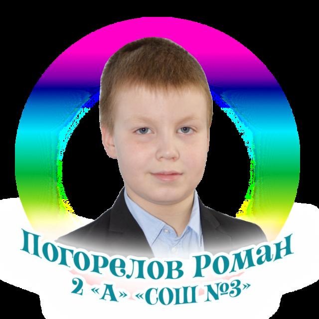 Погорелов Роман