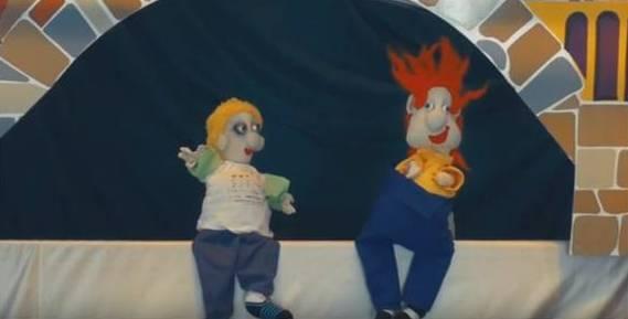 Кукольный театр «Жила-была сказка»